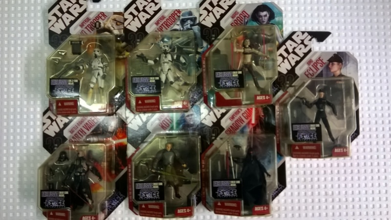 Starwars Action Figures 3,1/2 Hasbro Kenner Starwa12