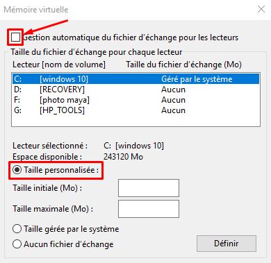 Comment rendre Windows 10 plus rapide  Rendre13