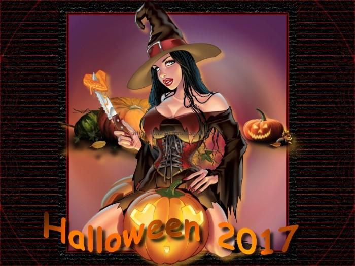 """""""Halloween 2017 """"Forum Graphisme  Tutoriel Photofiltre Studio Bon_lo10"""