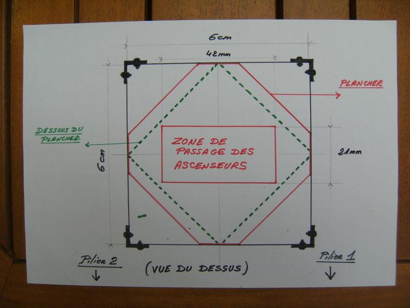 Projet de réalisation de l'étage intermédiaire entre 2ème et 3ème étage de la Tour Eiffel Dscf3318