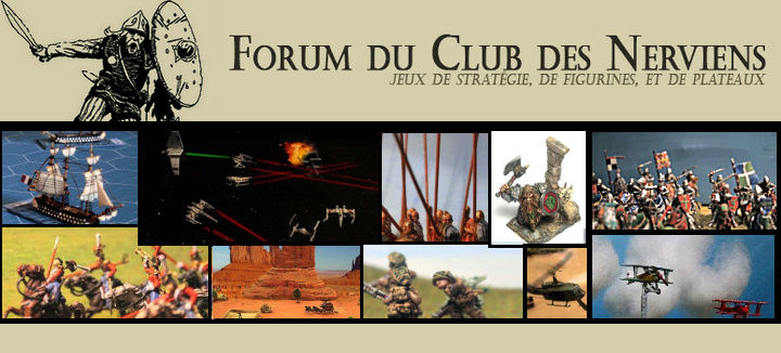 Forum du club des Nerviens