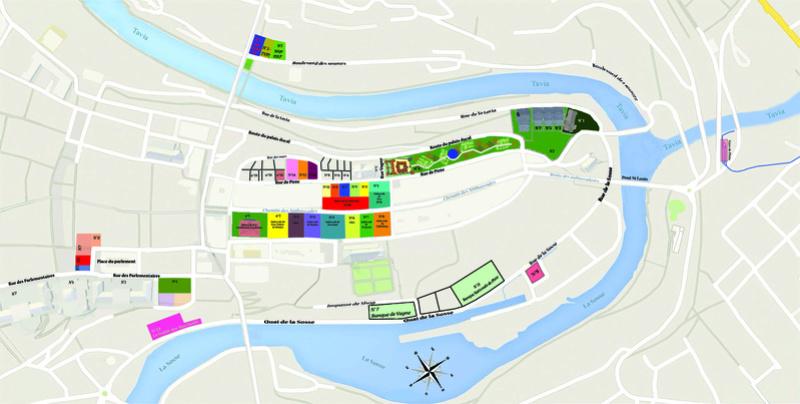 Cadastre des villes Plan_c11