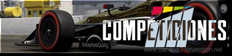 Competiciones CVP3