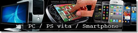 PC / PS VITA / SMARTPHONE