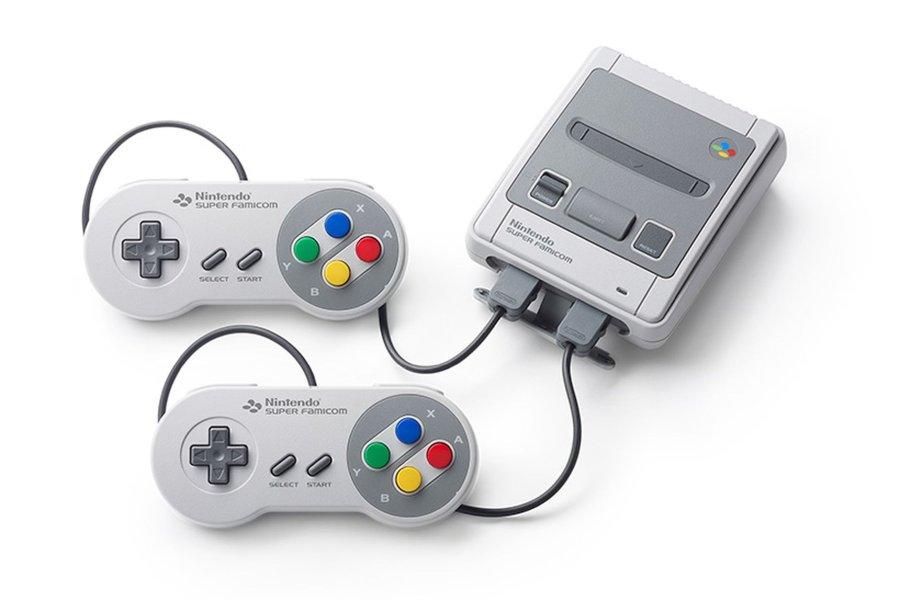 Nintendo Classic Mini: Super Nintendo Entertainment System Ddty4c10