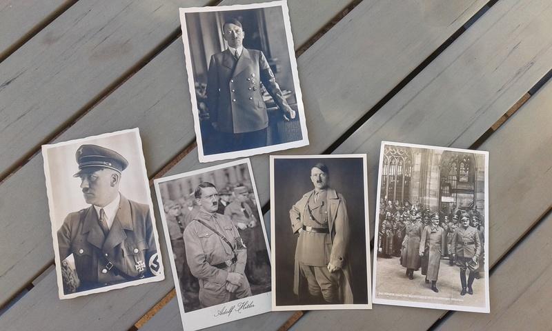 Cartes , photos : au coeur du lll e Reich . 20170940