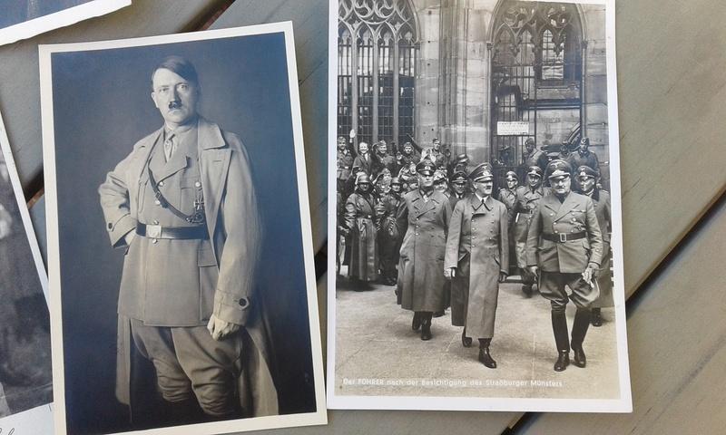 Cartes , photos : au coeur du lll e Reich . 20170941
