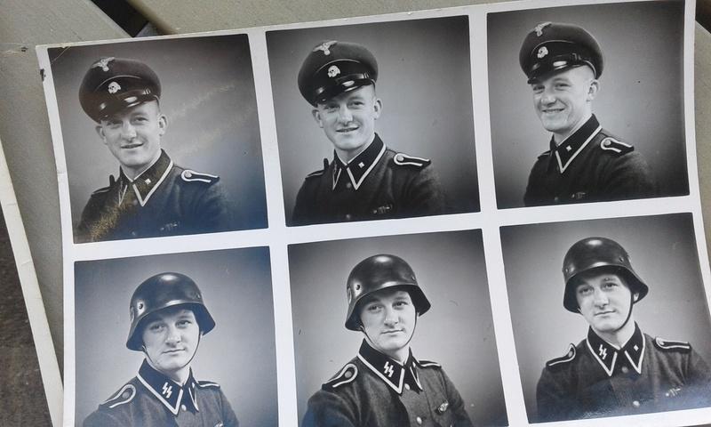 Cartes , photos : au coeur du lll e Reich . 20170965