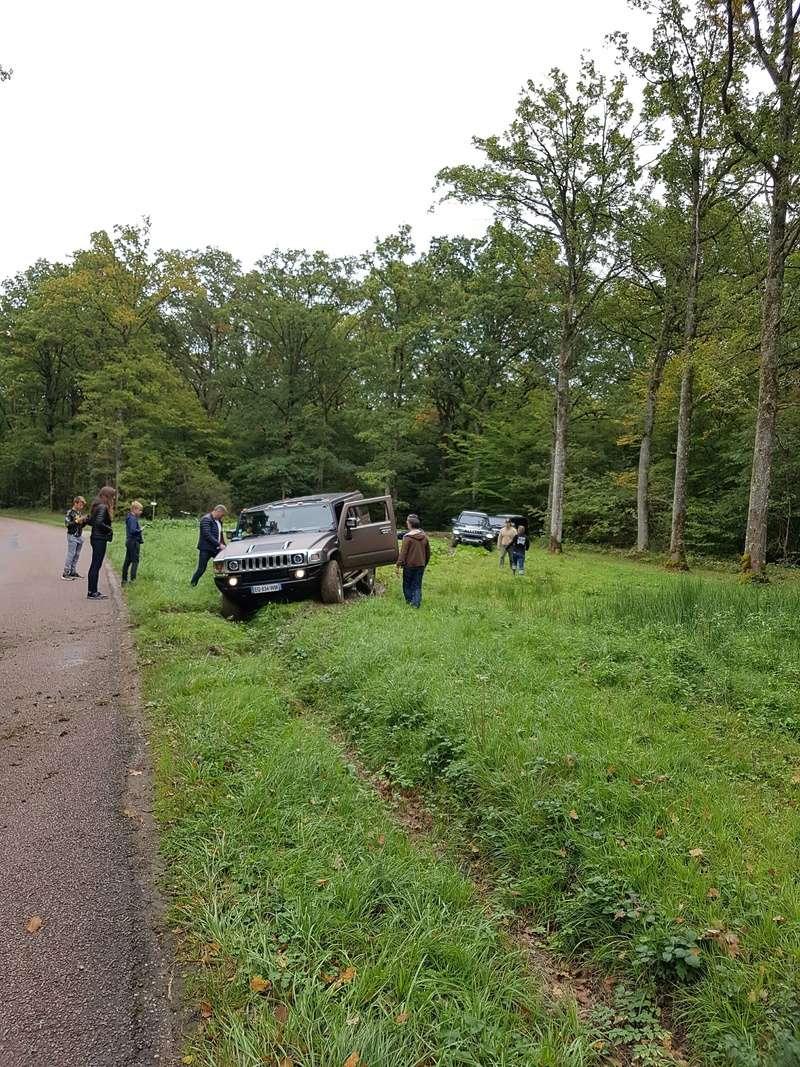 Photos & vidéos Ronde d'automne en Bourgogne avec le Club Hummerbox (89110) Yonne Octobre 2017 22219413