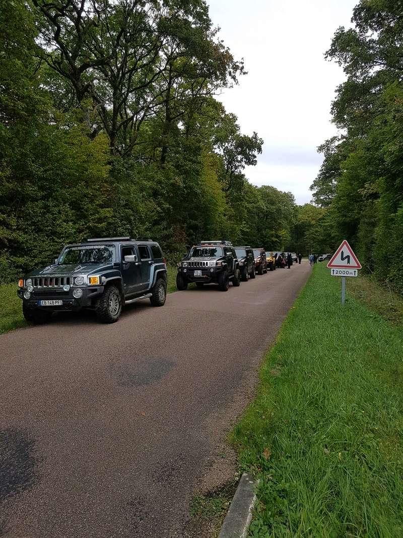 Photos & vidéos Ronde d'automne en Bourgogne avec le Club Hummerbox (89110) Yonne Octobre 2017 22251111