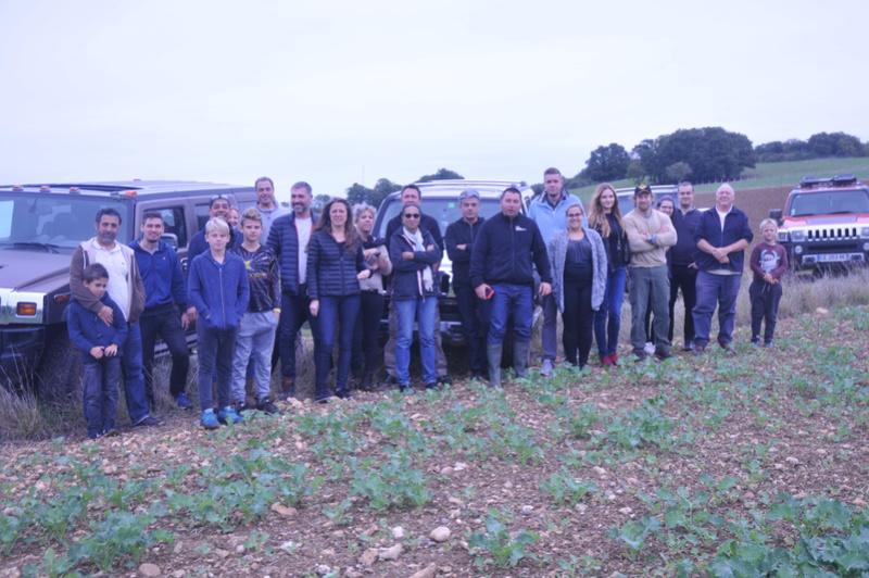Photos & vidéos Ronde d'automne en Bourgogne avec le Club Hummerbox (89110) Yonne Octobre 2017 Dsc_7825