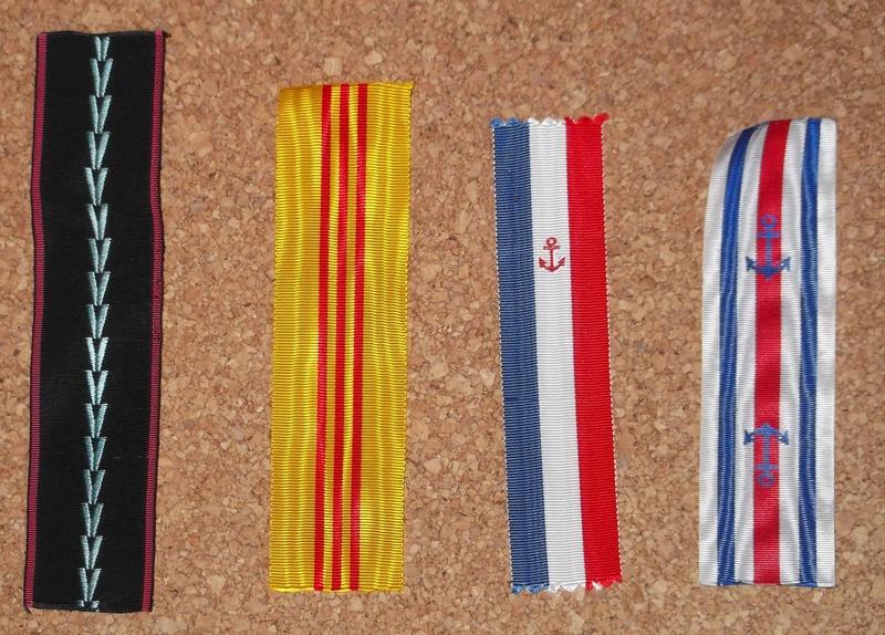 identification rubans 00119