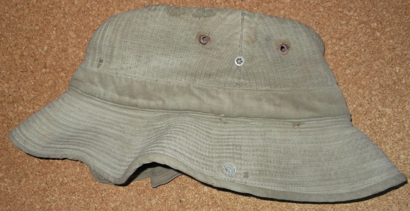 chapeau de brosse indo? 00411