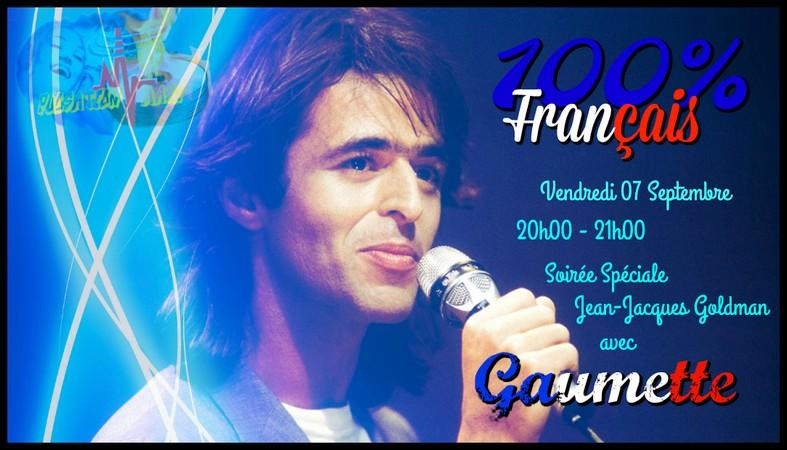 Le 100% français débarque dans ta radio  50_10010