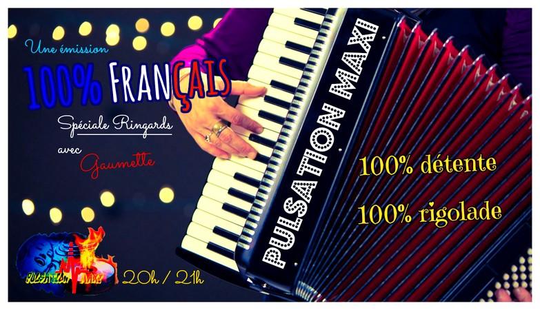 Le 100% français débarque dans ta radio  52_10010