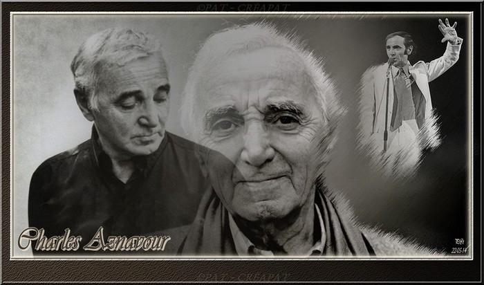 Hommage à Charles Aznavour Aznavo15