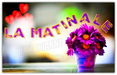 Marianne & La Matinale Zz10