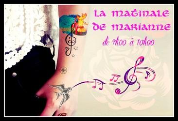 Marianne & La Matinale Zzzz10