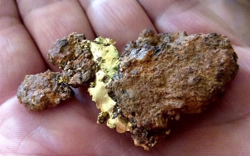 More California Gold found... 20170712