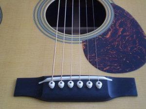 """Guitare Martin OM-28V - Année 2010 - Série """"Marquis"""" Joel_b11"""