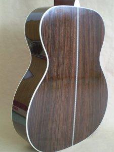 """Guitare Martin OM-28V - Année 2010 - Série """"Marquis"""" Joel_b13"""