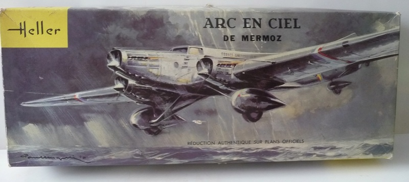 HELLER 1/75 -  ARC EN CIEL  de MERMOZ P1070410