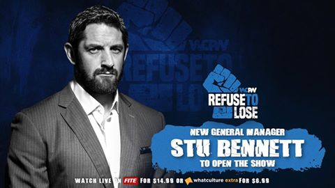 WCPW. PPV Refuse to Lose Refuse10