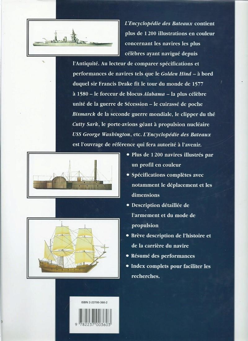 L'encyclopédie des bateaux - Chris Marshall Encycl12