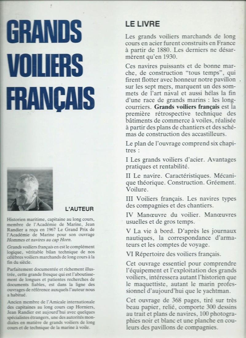Grands voiliers Francais 1880/1930 -  Jean RANDIER Grand_12