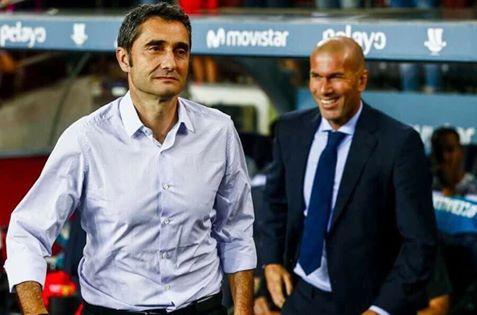 برشلونة 1 / 3 ريال مدريد، عن شخصية فريق زيدان وضياع هيبة البارسا! 20882310