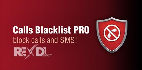 برنامج حظر المكالمات Calls Blacklist PRO 3.1.40 للاندرويد بأحدث اصدار 2017 Calls-11
