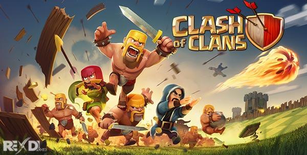 لعبة Clash of Clans 9.105.9 مهكرة احداث اصدار 2017 Clash-13
