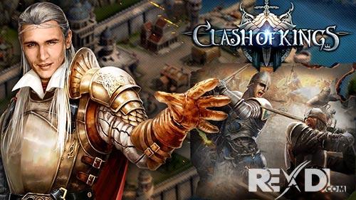 لعبة Clash of Kings 2.54.0 مهكره للاندرويد بأحدث اصدار 2017 Clash-16