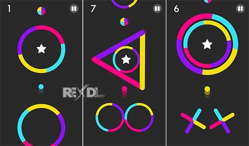 لعبة Color Switch 8.9.1 للاندرويد مهكره باحدث اصدار 2017 Color-12