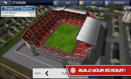 حصريا لعبة Dream League Soccer 2017 مهكره احدث اصدار 4.10 Dream-13