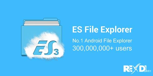 تطبيق ES File Explorer File Manager MOD النسخة المدفوعة بأحدث اصدار 2017 Es-fil11