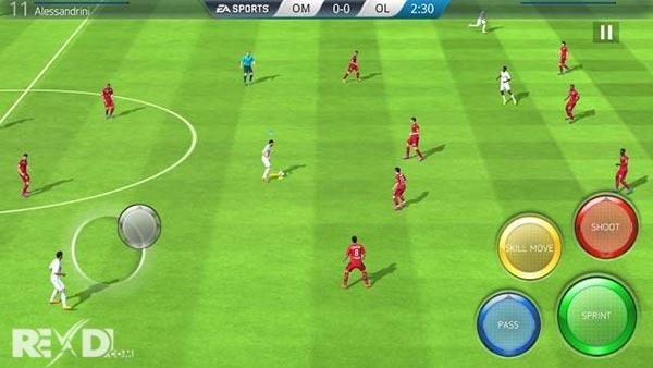 لعبة FIFA 16 Ultimate Team V3.2.113645 للاندرويد مهكره بأحدث اصدار 2017 Fifa-112