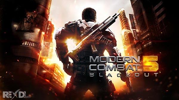 لعبة Modern Combat 5 eSports FPS مهكره احدث اصدار 2017  Modern11