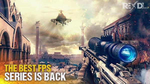 لعبة Modern Combat 5 eSports FPS مهكره احدث اصدار 2017  Modern12