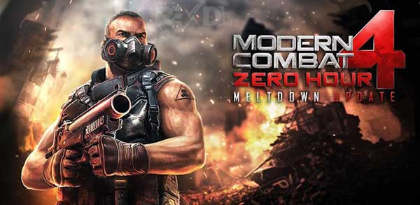 لعبة Modern Combat 4 Zero Hour 1.2.2e مهكرة باحدث اصدار 2017 Modern16