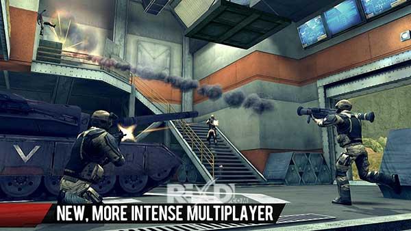 لعبة Modern Combat 4 Zero Hour 1.2.2e مهكرة باحدث اصدار 2017 Modern18