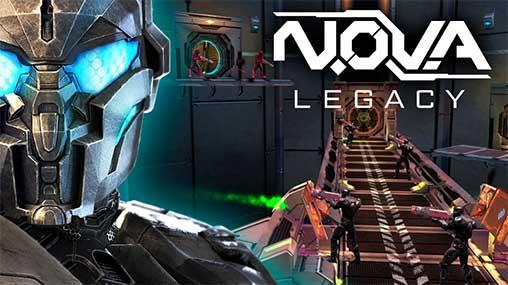 لعبة N.O.V.A. Legacy للاندرويد مهكره باحدث اصدار 2017 N-o-v-11