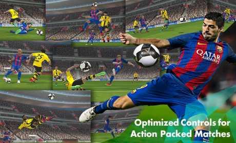 حصريا لعبة PES2017 للاندرويد احدث اصدار Pes20111