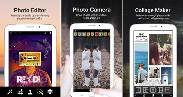 تطبيق PicsArt Photo Studio النسخه المدفوعه للاندرويد 2017 Picsar12