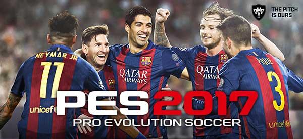 حصريا لعبة PES2017 للاندرويد احدث اصدار Pro-ev11