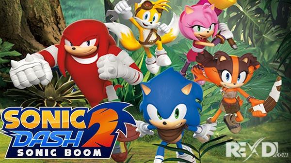 لعبة Sonic Dash 2 Sonic Boom 1.7.5 Apk مهكره باحدث اصدار 2017 Sonic-11