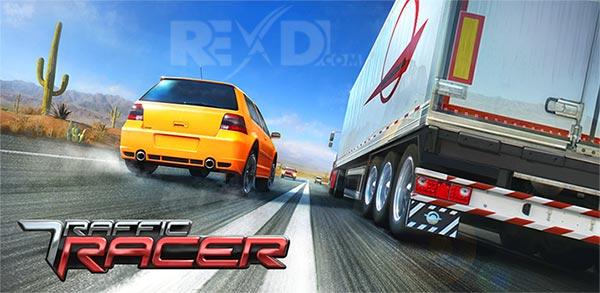 لعبة Traffic Racer 2.4 للاندرويد مهكره باحدث اصدار 2017 Traffi11