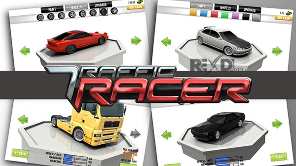 لعبة Traffic Racer 2.4 للاندرويد مهكره باحدث اصدار 2017 Traffi12