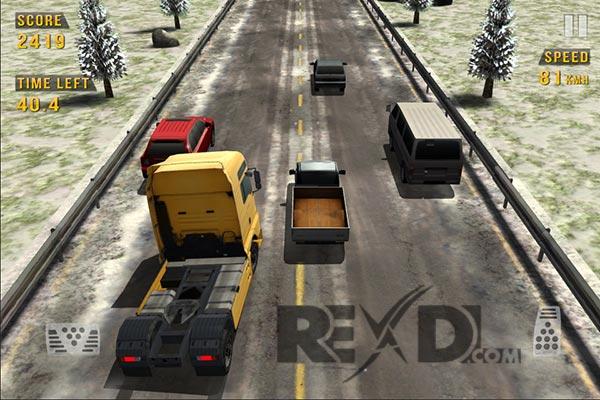 لعبة Traffic Racer 2.4 للاندرويد مهكره باحدث اصدار 2017 Traffi13