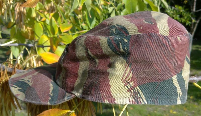 Portugal Lizard camouflage cap? Portug18